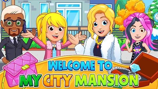 Baixar My City Mansion APK 2.5.1 – {Versão atualizada} 1