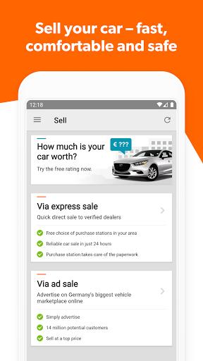 mobile.de u2013 Germanyu2018s largest car market 8.15.2 Screenshots 7