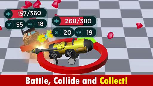 Code Triche Robot Fight (Astuce) APK MOD screenshots 6