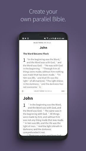 Bible App by Olive Tree 7.9.1.0.338 Screenshots 6