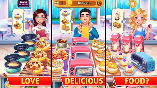Kitchen Craze: Free Cooking Games & kitchen Game 2.1.9 screenshots 1