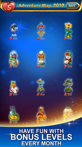 Lost Jewels - Match 3 Puzzle 2.137 screenshots 2