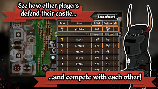 Grim Defender: Castle Defense 1.68 screenshots 14