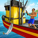 Fishing Ship Simulator 2020 : Fish Boat Game