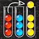 カラーボールソート - Color Ball Sort Puzzle