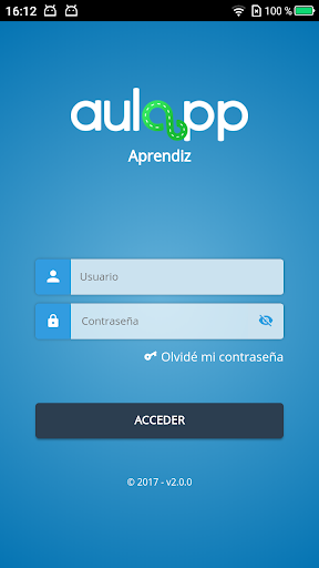 AULAPP APRENDICES 2.0.1 Screenshots 1