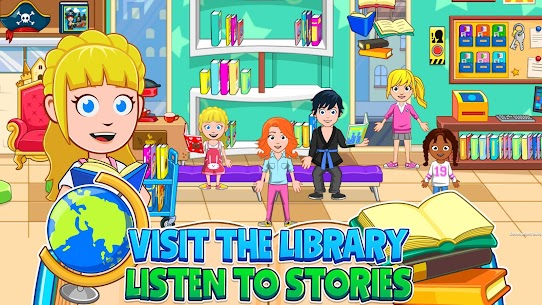 My City: After School APK 2.5.1 (Full/Paid) Download 3