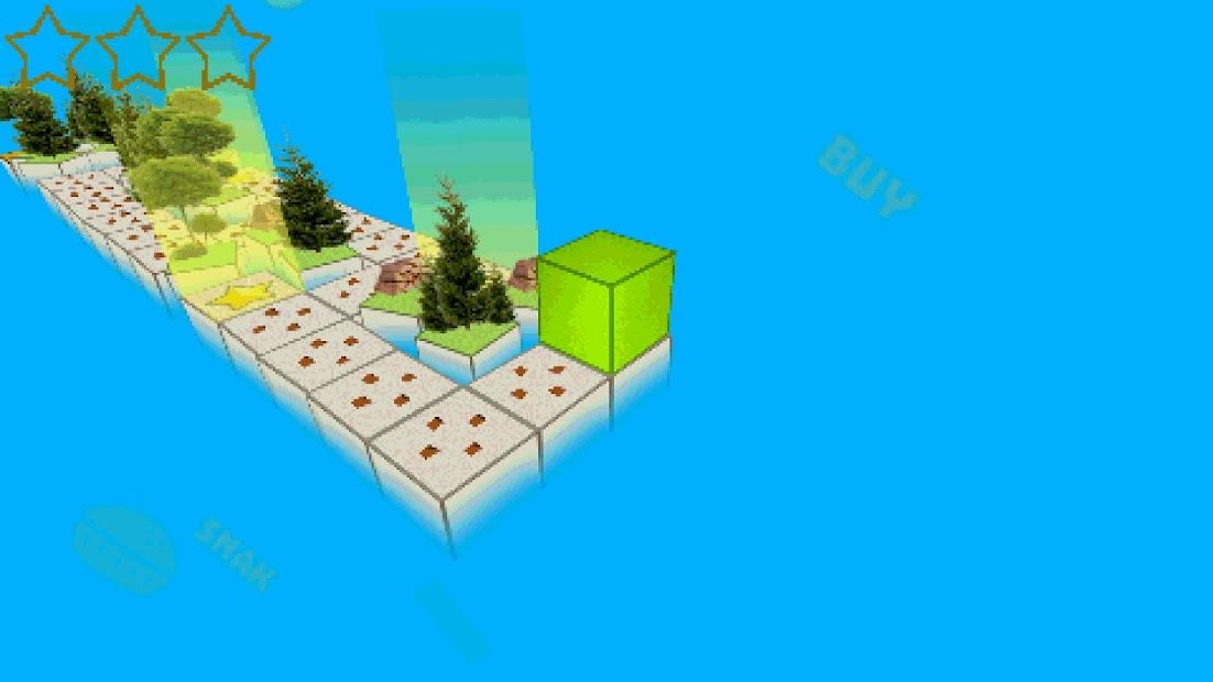 QUBIC: Turn-Based Maze Game screenshot 2