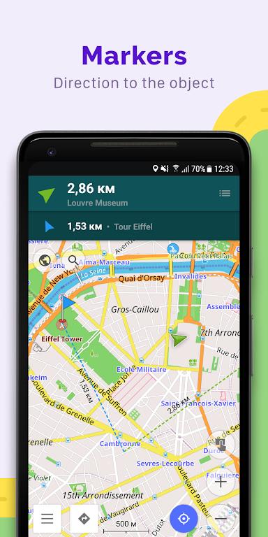 OsmAnd+ — Offline Maps, Travel & Navigation  poster 6