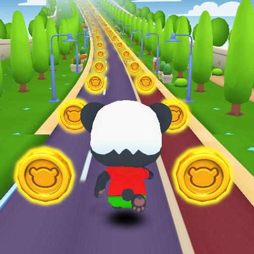 Panda Panda Run: Panda Runner Game