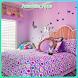ベッドルームの装飾の女の子 - Androidアプリ