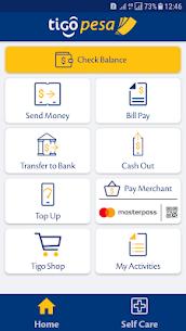 Tigo Pesa Tanzania 4.3.47 APK Mod Latest Version 1