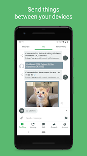 Pushbullet – SMS on PC and more (PRO) 18.4.0 Apk 1