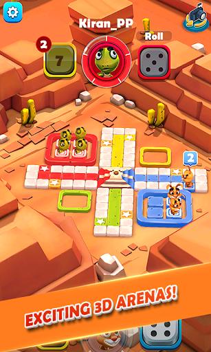 Ludo Zenith - 3D Strategy Game Online  screenshots 4