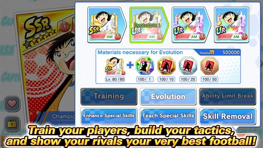 Captain Tsubasa (Flash Kicker): Dream Team 4.2.0 Screenshots 6