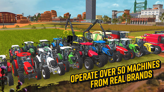 Download Farming Simulator 18 MOD APK [Unlimited Money/OBB/DATA] 2