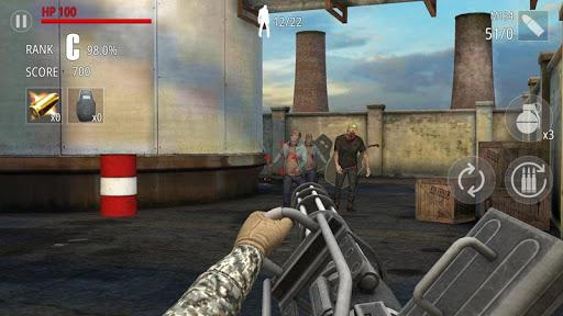 Zombie Fire 1.2.2 screenshots 1