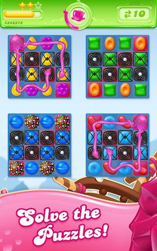Candy Crush Jelly Saga screenshots 11