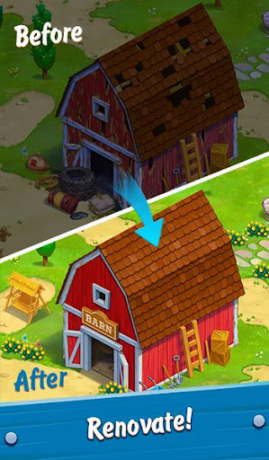 Word Farm Scapes: New Free Word & Puzzle Game 4.31.3 screenshots 3