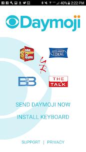 CBS Daytime Daymoji  For Pc   How To Install  (Free Download Windows & Mac) 1