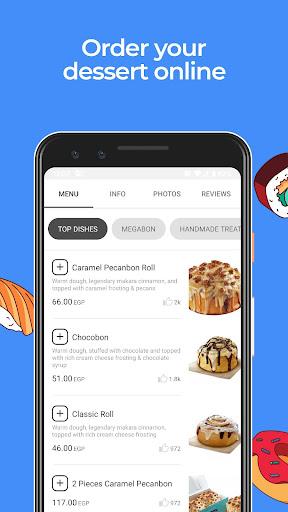 elmenus - Discover & Order food 3.45.0 Screenshots 5