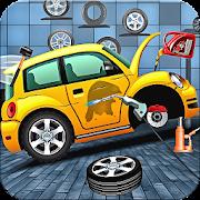 Modern Car Mechanic Offline Games 2020: Car Games