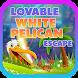 Lovable White Pelican Escape - Best Escape Games
