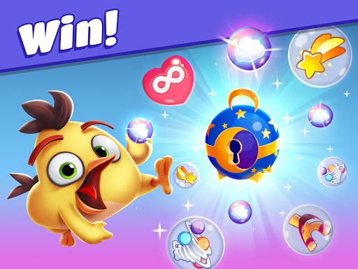 Angry Birds Dream Blast - Bird Bubble Puzzle goodtube screenshots 7