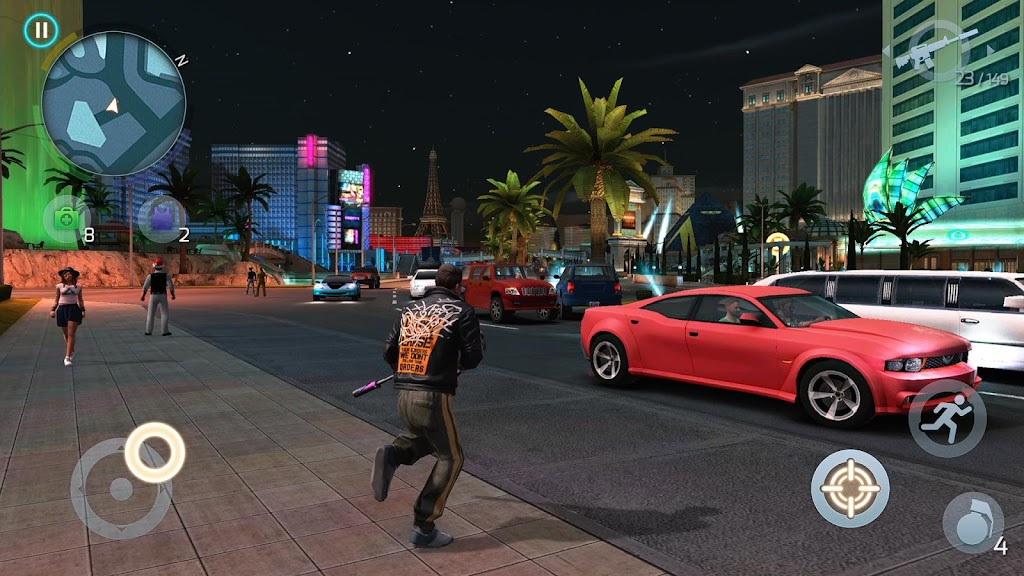 Gangstar Vegas: World of Crime  poster 0