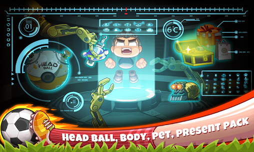 Download Head Soccer Mod Apk 6.11.0 [Latest Version For Android/IOS] 10