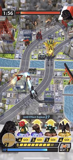 GODZILLA BATTLE LINE 1.1.3 screenshots 8