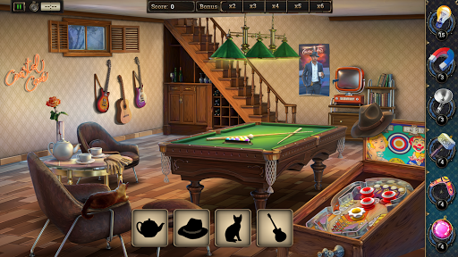 Hidden Object Games: Mystery of Coastal Hill City 1.17.9 screenshots 8