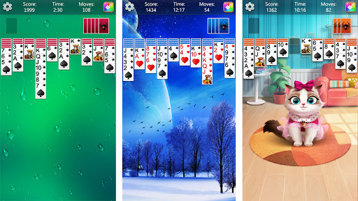 Spider Solitaire Fun  screenshots 17