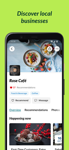 Nextdoor: Local Updates, Recommendations and Deals android2mod screenshots 3