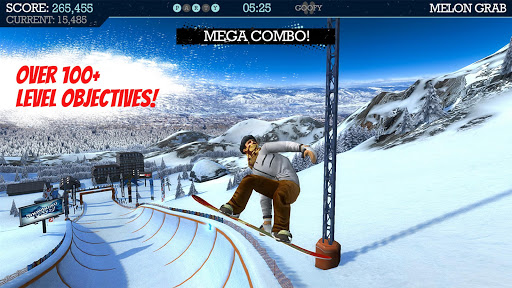 Snowboard Party  screen 1