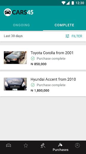 Cars45 Dealer android2mod screenshots 5