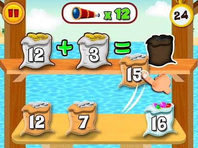 MathLand Full Version  Mental Math Games for kids Apk 4