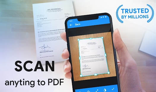 Kamera Scanner - Fast Scan Dokumente, PDF-Scannen Screenshot