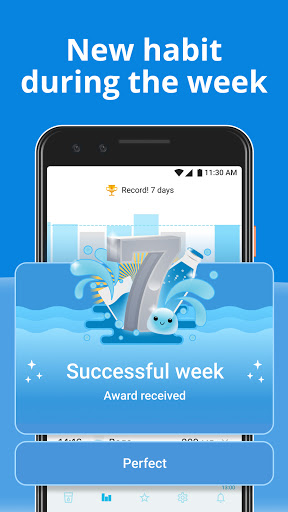 Water Time Tracker & Drink Reminder  screenshots 3