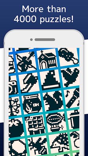 Nonograms 999 griddlers 1.8 screenshots 1