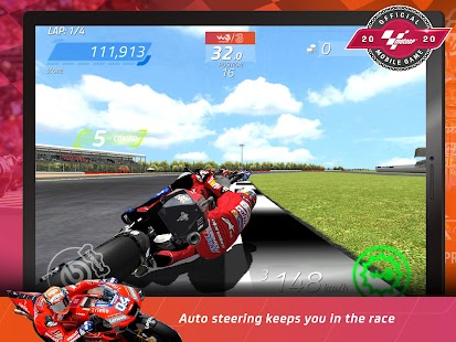 MotoGP Racing '20 Screenshot