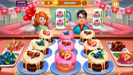 Cooking Crush: New Free Cooking Games Madness 1.3.2 Screenshots 1
