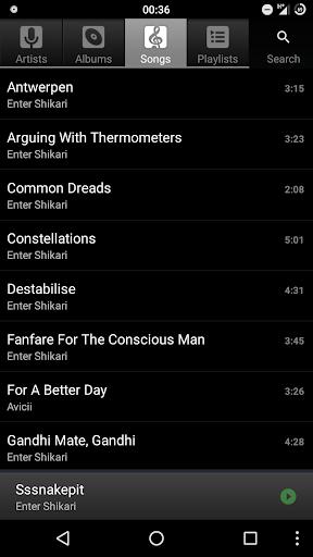 AOSP Music+ 1.3.1a Screenshots 1
