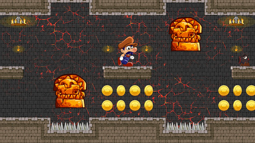 Super Bino Go: New Free Adventure Jungle Jump Game 1.4.7 Screenshots 11