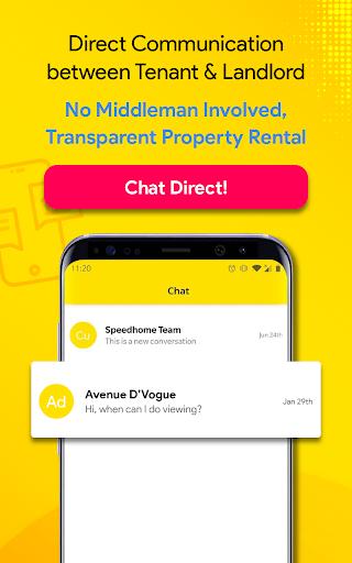 SPEEDHOME - Your Fast & Easy Home Rental Platform 3.7.2 Screenshots 5