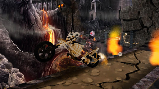 Ghost Ride 3D apktram screenshots 5