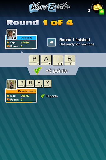Word Battle 10.5.08 screenshots 3