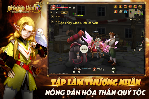 World of Dragon Nest - Funtap screenshots 7