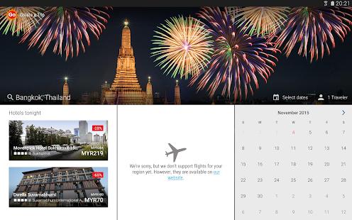 AirAsiaGo - Hotels & Flights