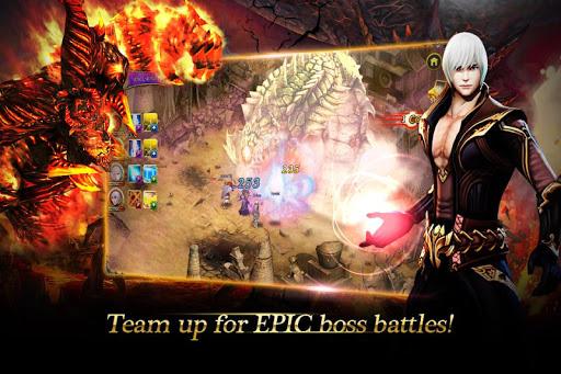 Code Triche Arcane Online - Best 2D Fantasy MMORPG mod apk screenshots 3